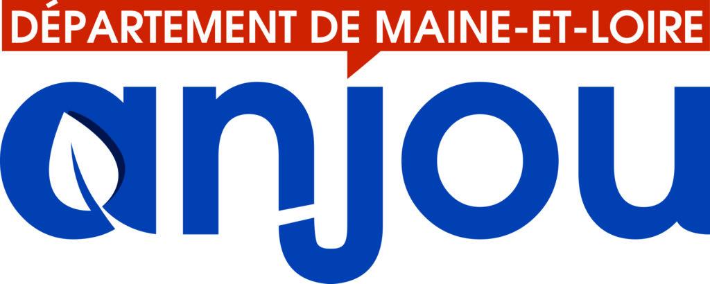 Logo Conseil Départemental du Maine et Loire