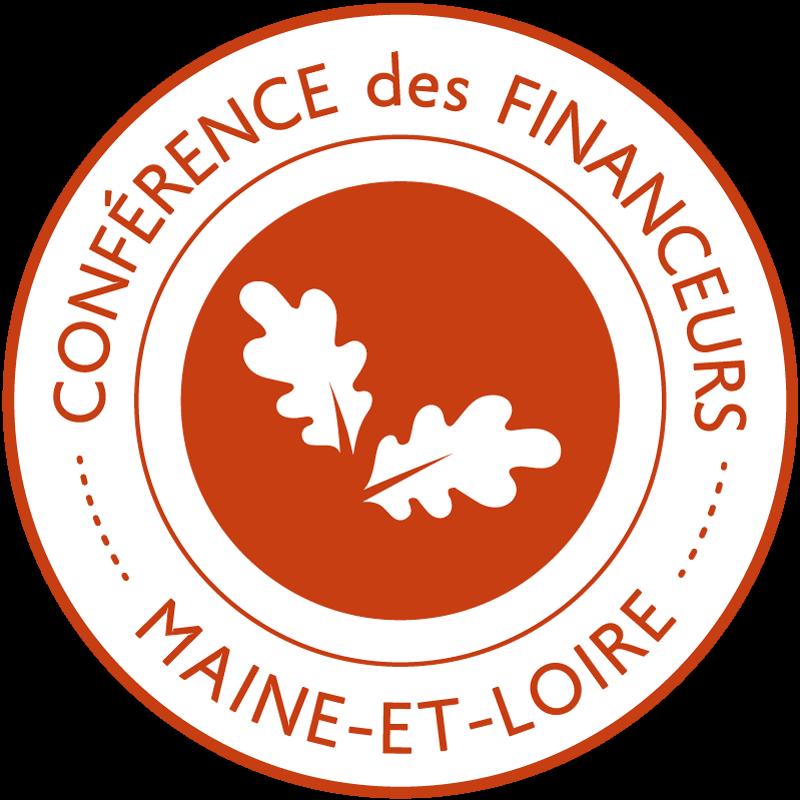 Logo Conférence des Financeurs du Maine et Loire