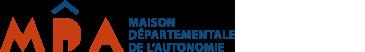 logo maison départementale de l'autonomie du Maine et Loire